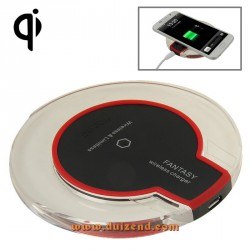 Wireless Charger Draadloze oplader Samsung Galaxy S6 S6 Edge etc