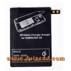 Qi wireless receiver Samsung S3 S4 S5 Note 2 Note 3 Note 4