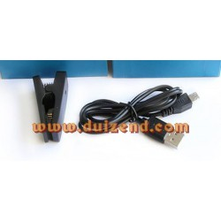 Pet Tracker Lader met kabel. Spare part USB lader met kabel